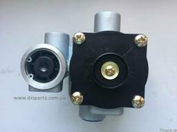 Кран управления тормозом прицепа,5001850556, AB2854, II33044 - фото 3