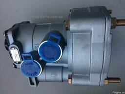 Кран управления тормозом прицепа,5001850556, AB2854, II33044 - фото 5