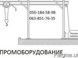 """Подъемник строительный 320 кг. (кран """"В окно"""")"""