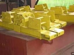 Кінциві кран-балки 1 тонн