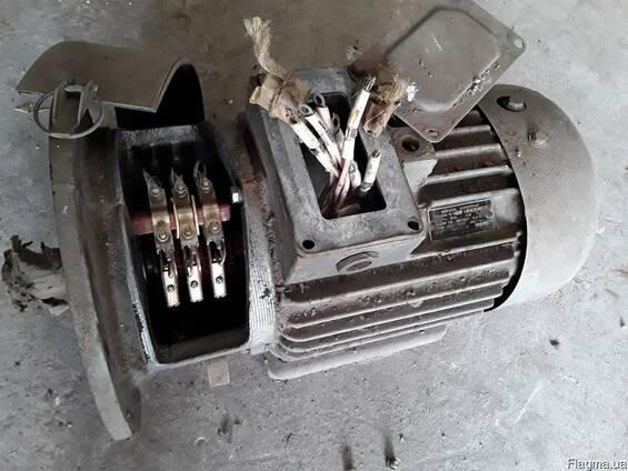 Крановый электродвигапель MTF111-6 3,5кВт