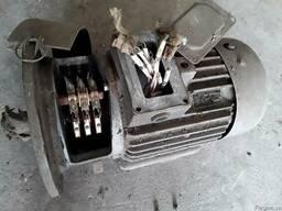 Крановый электродвигапель MTF111-6 3, 5кВт