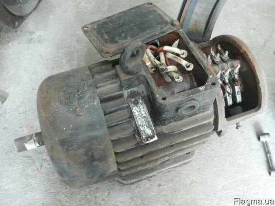 Крановый электродвигатель МTF011-6