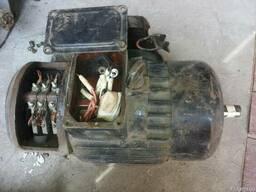 Крановый электродвигатель МTF011-6 - фото 2