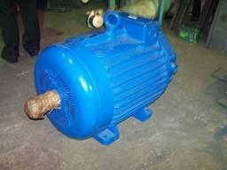 Крановый электродвигатель МТН 011-6 1, 4 кВт 890 об/мин