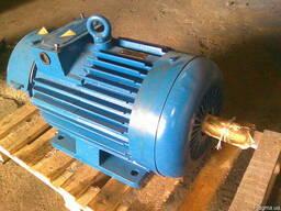 Крановый электродвигатель МТН (F) 311-6 11 кВт, 960 об. мин