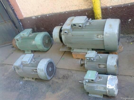 Крановые Электродвигатели для Портальных Кранов SMH ; KMR; ARRK; ДПМ и др