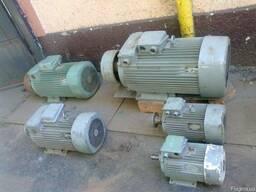 Крановые электродвигатели для портальных кранов SMH ; KMR
