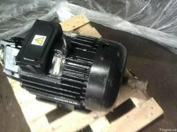 Крановые электродвигатели с фазным ротором от 1,4 кВт