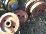 Крановые колеса