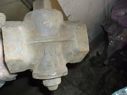 Краны пробковые газовые Ду40 и Ду80.