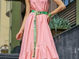 Красивое летнее платье сарафан женское 44-50, доставка по. ..