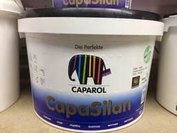 Краска Caparol силиконовая CapaSilan 10 л
