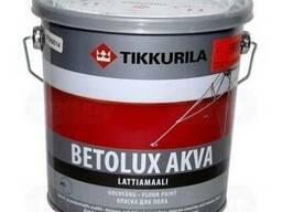 Краска для бетонного пола tm tikkurila