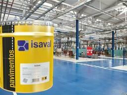 Краска для бетонных полов Isaval Изалпокс Эпоксидная 4 л