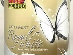 Краска для внутренних работ Royal-White