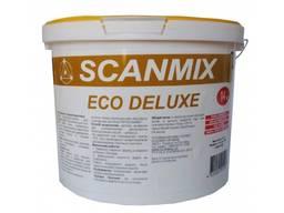 Краска для внутренних работ Scanmix Eco Delux : 3, 5 кг