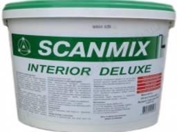 Краска для внутренних работ Scanmix Interior Deluxe 14 кг