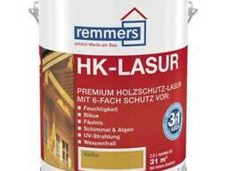 Краска фасадная для дерева HK-Lasur Remmers
