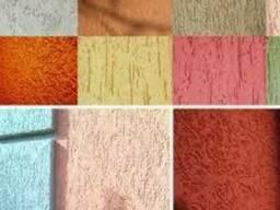 Краска фасадная в Полтаве, краска-грунт. Цены низкие!