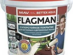 Краска Flagman Bettex Aqua суперстойкое покрытие