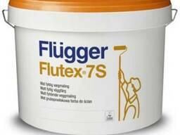 Краска Flugger Flutex 7S , 10 л шелковисто-матовая