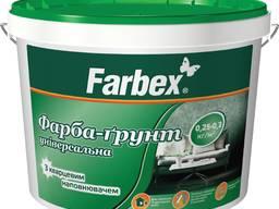 Краска - грунт Farbex Фарбекс в г. Днепр