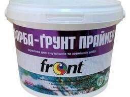 Краска-грунт Праймер Фронт 12 кг (8л)
