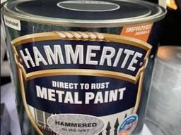 Краска Хаммерайт. Краска молотковая для наружных работ