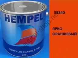 Краска Hempel корабельная оранжевая