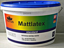 Краска латексная Mattlatex 14 кг