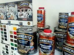Краска по металлу Hammerite 0, 7 л.