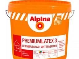 Краска в/д Alpina Expert интерьерная 3B1 Premiumlatex