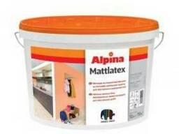 Краска в/д Alpina Еxpert интерьерная Mattlatex 10 л