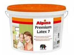Продам краску в/д Alpina интерьерная 7B1 Premiumlatex 2.5 л