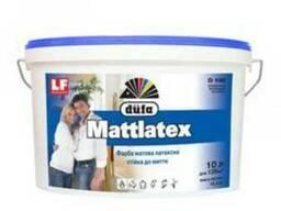 Краска в/д Dufa D100 латексная матовая 10 л