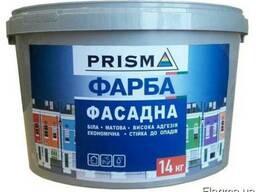 Краска фасадная в/д Prisma ЭКО фасадная 14 кг