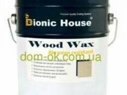Краска-воск для дерева Wood Wax Pro Bionic House 10 л