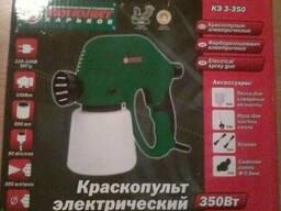 Краскопульт Электрический КЭ 3-350