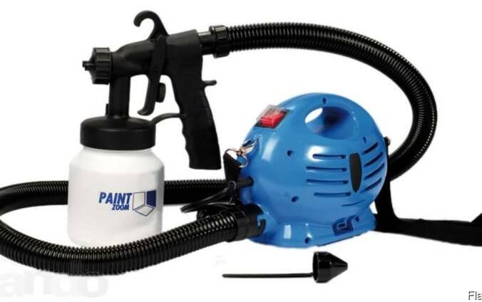 Краскопульт Paint zoom - прибор для окрашивания Пейнт Зумм
