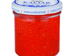 Красная икра лососевая форели кошерная Lemberg Premium . ..
