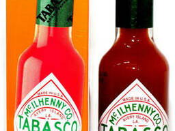 Красный перечный соус Табаско Tabasco Pepper Sauce 60мл