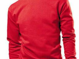 Красный реглан