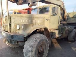 КРАЗ 255 Б1
