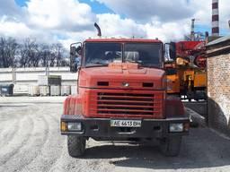 КРАЗ 6124Р4 Бетоносмеситель (Миксер)