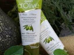 Крем для рук и тела DALAN d'Olive увлажняющий 250 мл