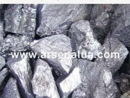 Кремний кристаллический Кр0, Кр-ОА по оптовым ценам металл