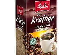 Крепкий молотый кофе Melitta Kraftige 500 грамм
