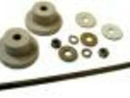 Крепления для резисторов ПЭВ и С5-35В