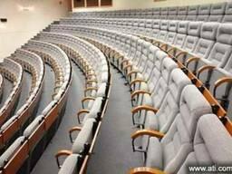 Кресла для кинотеатров, актовых залов, аудиторий.